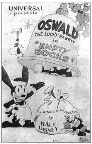 File:Oswald the Lucky Rabbit Empty Socks poster.png
