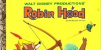 Robin Hood (1973 Little Golden Book)