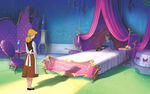 Disney Princess Cinderella's Story Illustraition 3