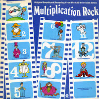 Multiplication Rock LP Cover
