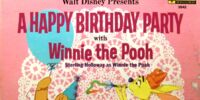A Happy Birthday Party with Winnie the Pooh