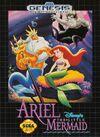 Little Mermaid Genesis game