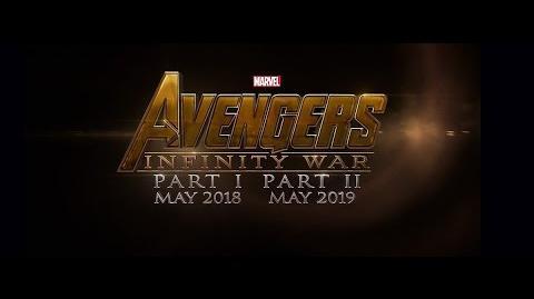 Marvel's Avengers Infinity War Teaser Trailer