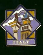 Italy Diamond Pin