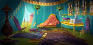 Rapunzel's Enemy concept 3