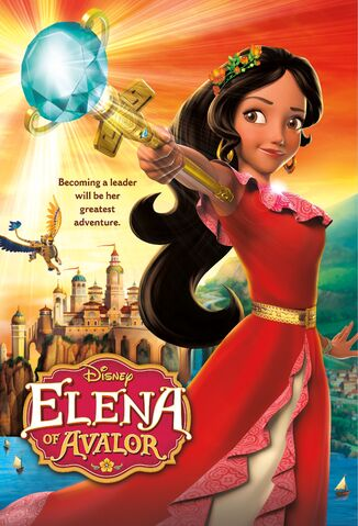 File:Elena of Avalor Poster (Without The Disney Channel).jpg