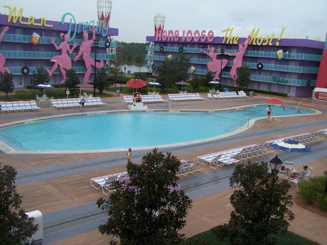 File:Disney Resort 50s pool.jpg