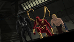 Agent Venom Iron Spider Ka-Zar USMWW