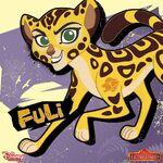 Fuli Promo Disney Channel