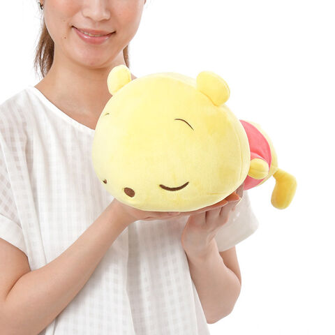 File:Pooh 2 soft and round stuffed toy.jpg