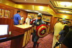 Captain America Avengers Academy 6
