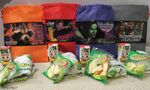 Guardians of the galaxy subway bags