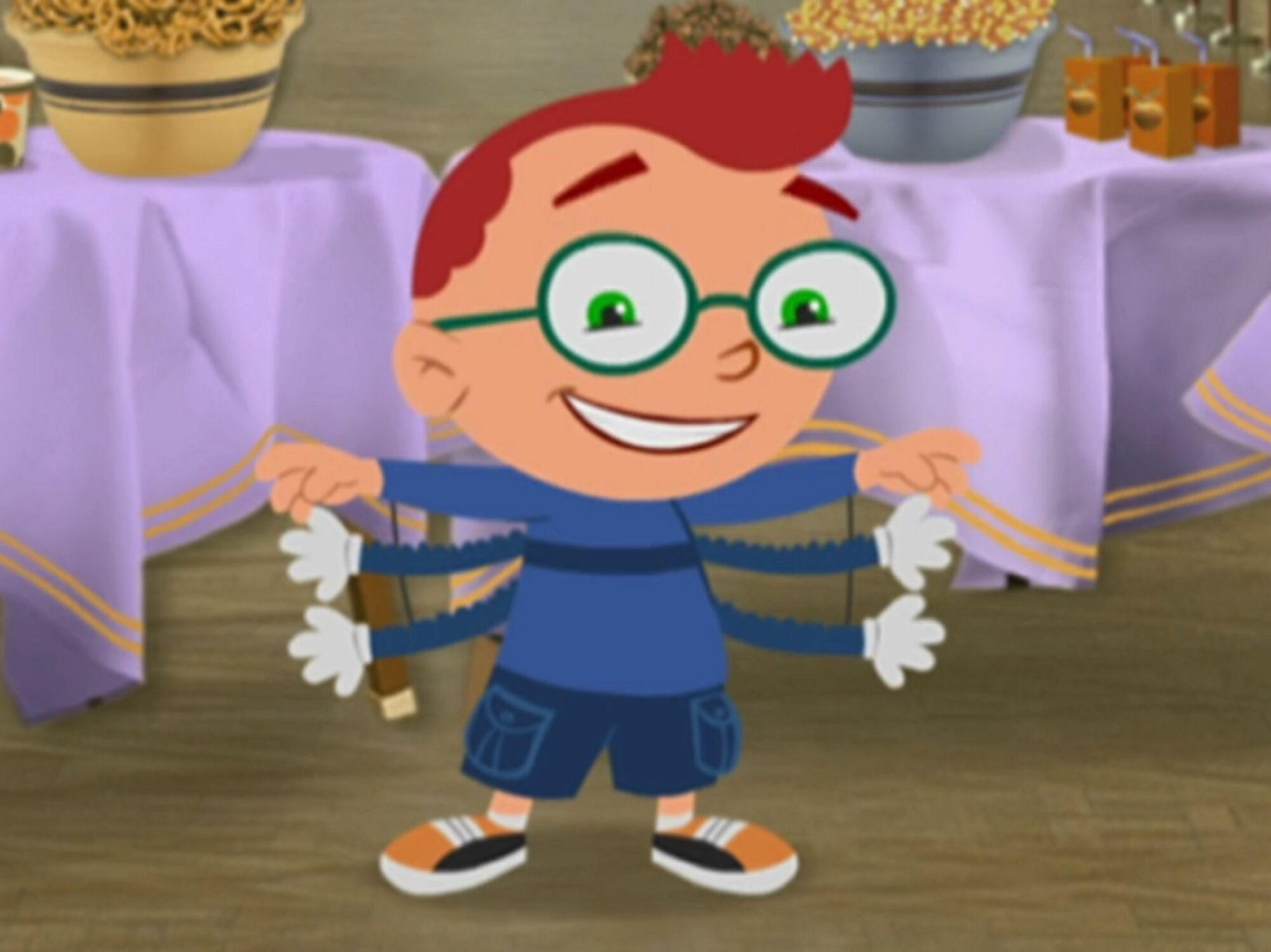 Uncategorized Little Einsteins Playhouse Disney leo little einsteins disney wiki fandom powered by wikia spider halloween