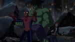 MJ Spider-Man Hulk USM