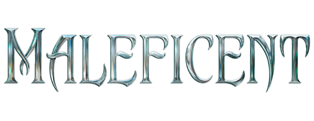 File:Maleficent Transparent Logo.png