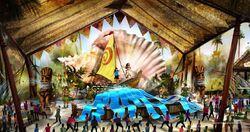 Moana's Village Festival