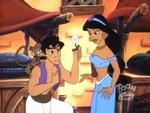 Aladdin & Jasmine - Eye of the Beholder