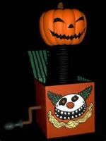 Pumpkin in the Box