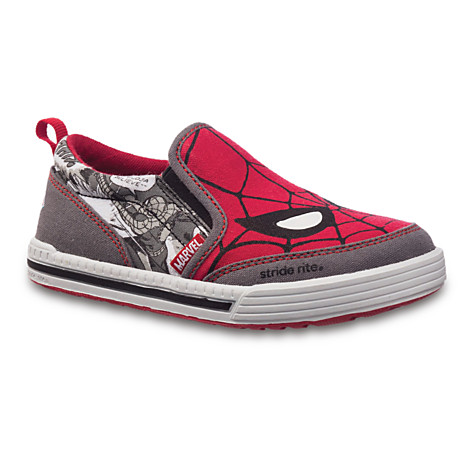 File:Spider-Man Canvas Sneakers for Boys.jpg