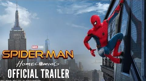 Spider-Man Homecoming - International Super Fun Hero Sneak Peak