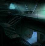 Stormy Night in a Dark Nebula 3