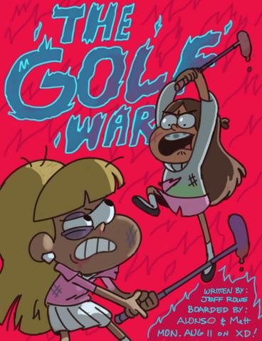 File:Matt Braly The Golf War promo art.png