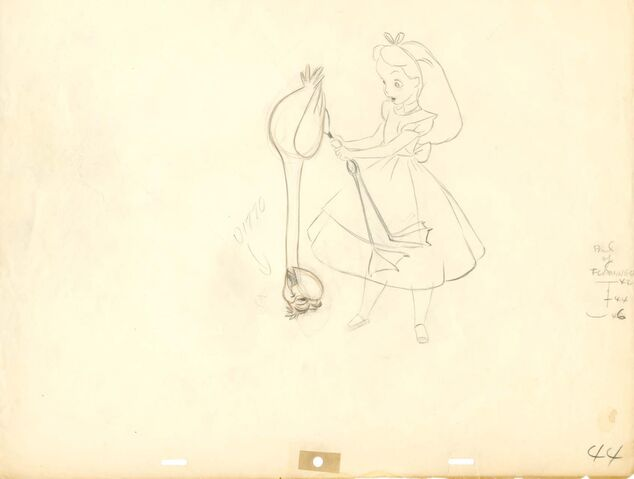 File:16-field drawing - alice holding flamingo blog.jpg