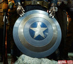Captiain America - TWS - Cap's Shield