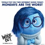 Inside Out Mondays are the worst