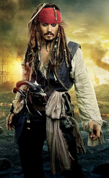 File:Jack Sparrow OST Textless Poster.jpg