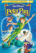 PeterPan LimitedIssue DVD