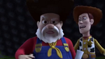 Woody vs Stinky Pete
