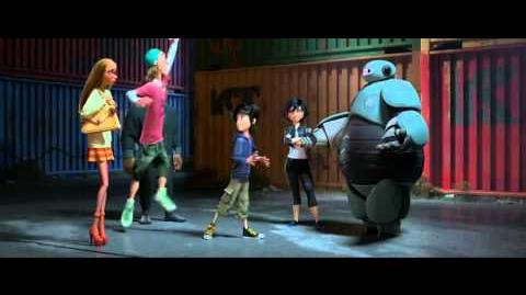 Big Hero 6 (2014) - TV Spot 3 Baymax's Ocean Tips