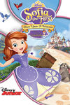 Sofia the First Once Upon A Princess Cover
