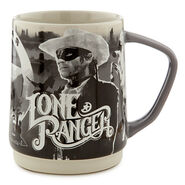 The Lone Ranger Mug