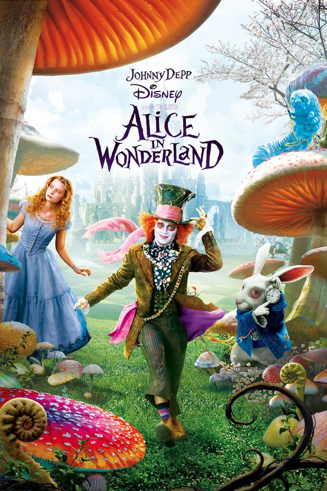 Alice in Wonderland Full Movie Download 2010 BluRay