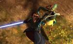 Anakin Monkey toss