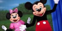 Mickey Mouse/Gallery/Disney Parks and Live Appearances