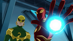 Ultimate Iron Fist & Iron Spider USMWW