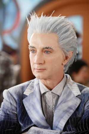 who plays jack frost in santa clause 3