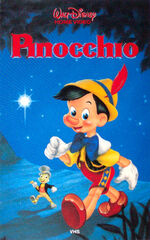 Pinocchio1987ItalianVHS