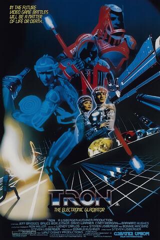 File:Tron Alternate Poster.jpg