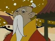 Master Sensei Close Up