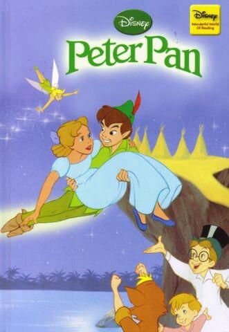 File:Peter pan disney wonderful world of reading hachette partworks.jpg