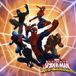 Spider-Man Web Warriors Promo
