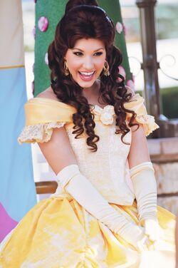 Belle Disney Park