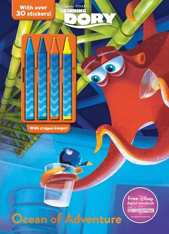 File:Finding Dory Book - Ocean of Adventure.jpg