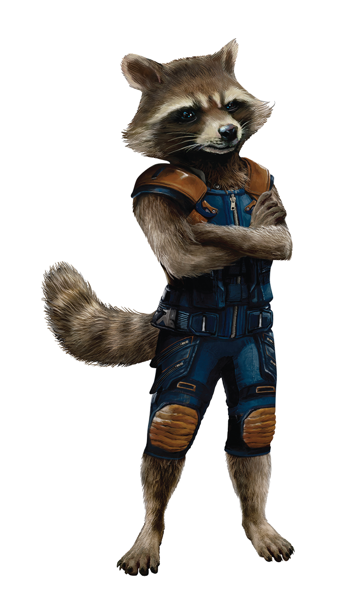 Star Lord And Rocket Raccoon By Timothygreenii On Deviantart: FANDOM Powered By Wikia