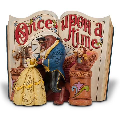 File:Beauty and the Beast Story Book Figurine by Jim Shore.jpg
