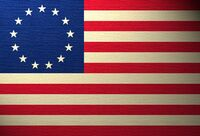 Original United States Flag